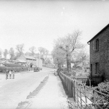 Bishops Itchington.  Street scene