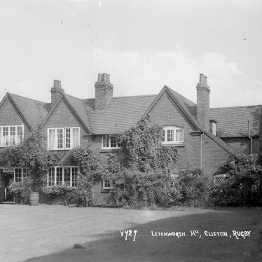 Clifton upon Dunsmore.  Letchworth House