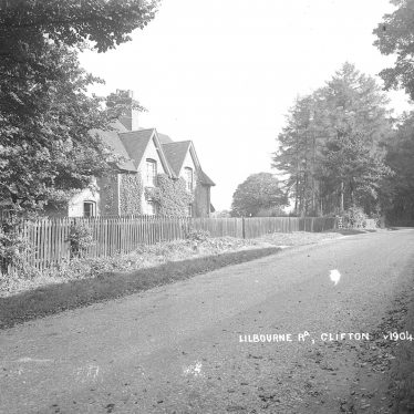 Clifton upon Dunsmore.  Lilbourne Road