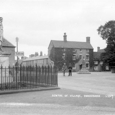 Dunchurch.  The Square