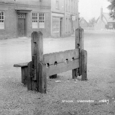 Dunchurch.  Stocks