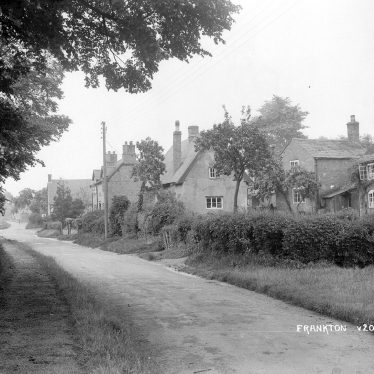 Frankton.  Cottages