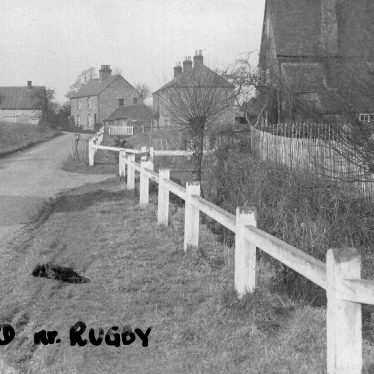 Bretford.  Country lane