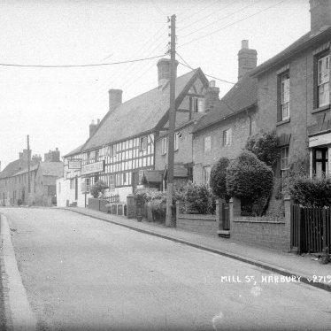 Harbury.  Mill Street