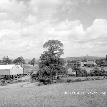 Chesterton.  Village view