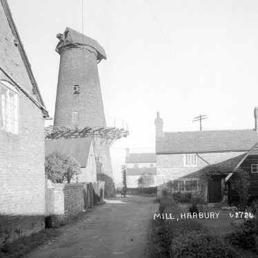 Harbury.  Windmill