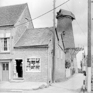 Harbury.  Windmill