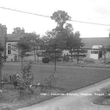 Harborough Magna.  Isolation hospital