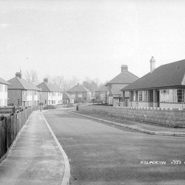 Hillmorton.  Walford Place