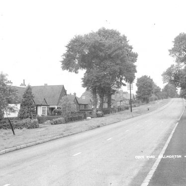 Hillmorton.  Crick Road