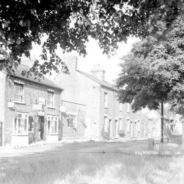 Hillmorton.  Post Office