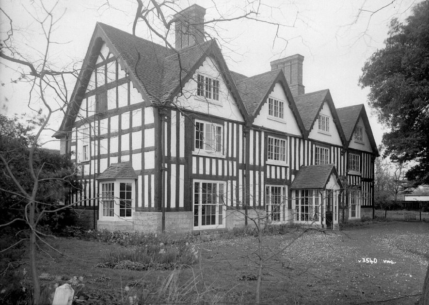 Lapworth  Youth Hostel.  1930s