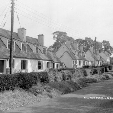 Leamington Hastings.  Hill