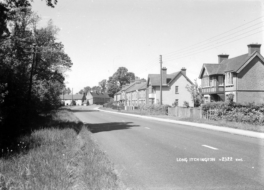 Long Itchington.  1930s |  IMAGE LOCATION: (Warwickshire County Record Office)