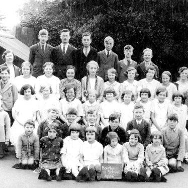 Bourton on Dunsmore.  School