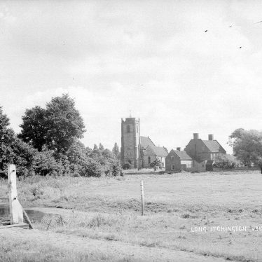 Long Itchington.  Church