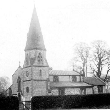 Bourton on Dunsmore.  Church