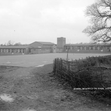Newbold on Avon.  Secondary school