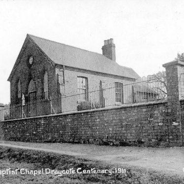 Bourton on Dunsmore.  Baptist Chapel at Draycote