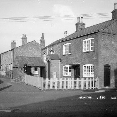 Newton.  Houses