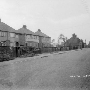 Newton.  Village street