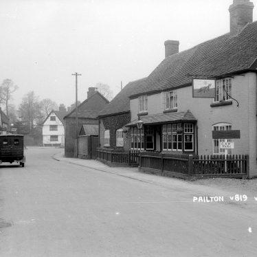 Pailton.  Fox Inn