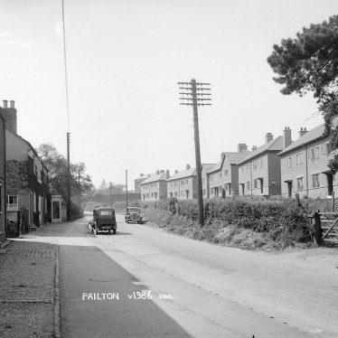 Pailton.  Houses