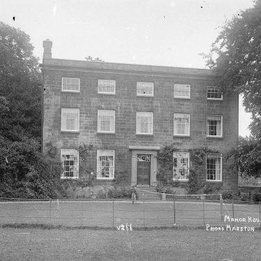 Priors Marston.  Manor House