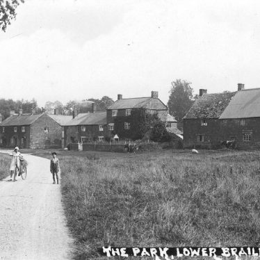 Brailes, Lower.  The Park