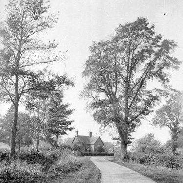 Priors Marston.  Village street