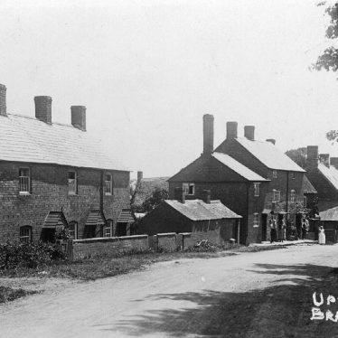 Brailes, Upper.  Village street