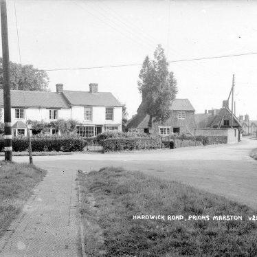 Priors Marston.  Hardwick Road