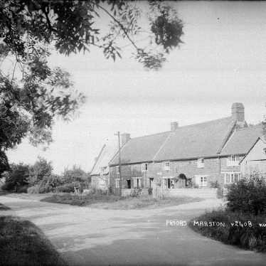 Priors Marston.  Cottages