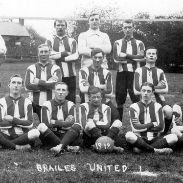Brailes United Football Team