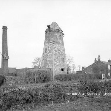 Southam.  Windmill