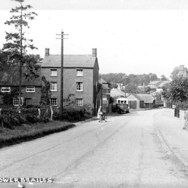 Brailes, Lower.  Street scene