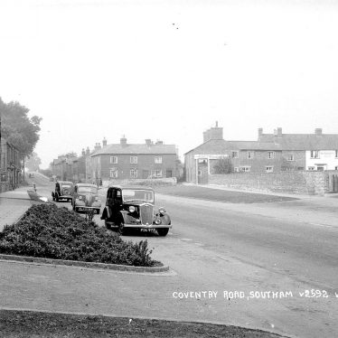 Southam.  Coventry Road