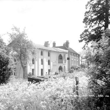 Southam.  Parish Hall