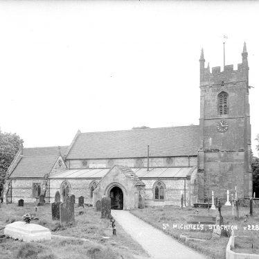 Stockton.  St Michael's church
