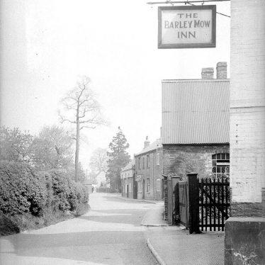 Stockton.  Barley Mow Inn