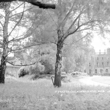 Stretton under Fosse.  Newbold Revel