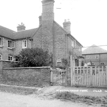 Stretton under Fosse.  House