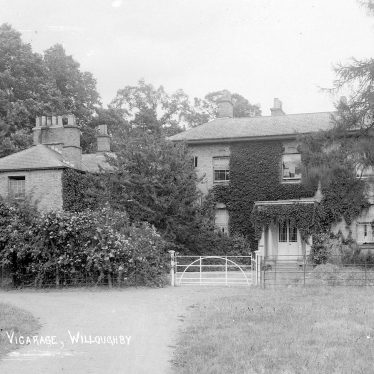Willoughby.  Vicarage