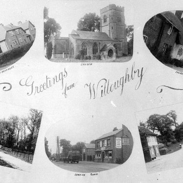 Willoughby.  Village views