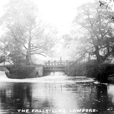 Long Lawford.  Falls