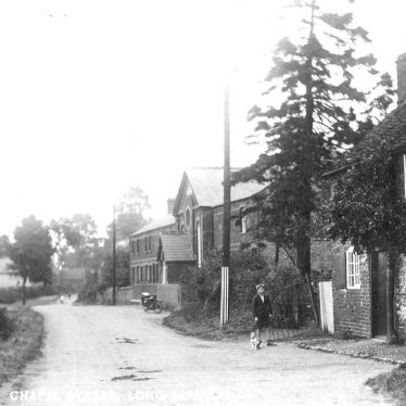 Long Lawford.  Chapel Street