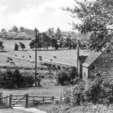 Kings Newnham.  Old Mill