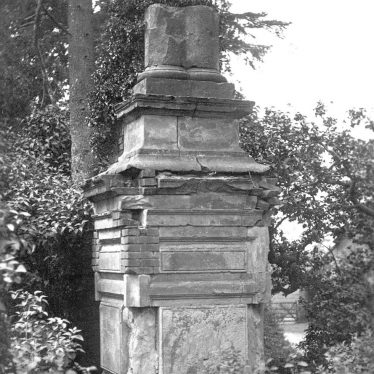 High Cross.  Monument