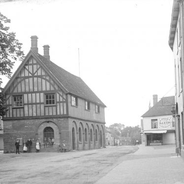 Alcester.  Town Hall