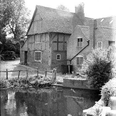 Birdingbury Mill.